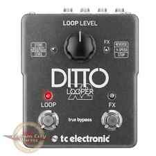Used TC Electronic Ditto X2 Looper Pedal