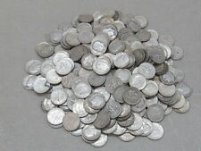 nystamps 90% Silver Roosevelt Dimes - Random Lot of 12- Mixed Date