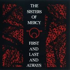 THE SISTERS OF MERCY - First And Last And Always  [New Edit.] DIGI