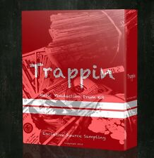 TRAPPIN Drum Pack IK Multimedia Sonik Synth 2 Virtual Instrument VST PROTOOLS