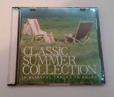 Classic Summer Collection - 16 Track Promo CD - VGC