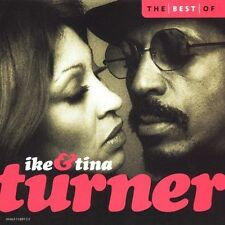 IKE & TINA TURNER - THE BEST OF - NEW CD