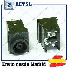 CONECTOR DC JACK  SONY VGN-SZ300, VGN-SZ400, VGN-FZ200, VGN-C200, VGN-FW