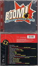 NEW! BOOM! 17 Explosive Hits 1998 CD JAMIROQUAI Space Cowboy DJ Le Click Call Me