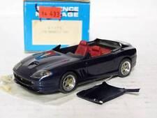 Provence Moulage K1175 1/43 1995 Ferrari 550 Resin Handmade Model Car Kit