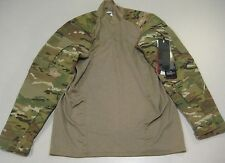 NWT Multicam OCP Massif Elements FR Gear Winter WACS Army Combat Shirt M Medium