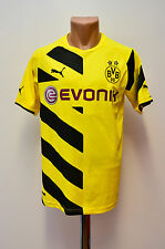 BORUSSIA DORTMUND GERMANY 2014/2015 HOME FOOTBALL SHIRT JERSEY TRIKOT PUMA #8