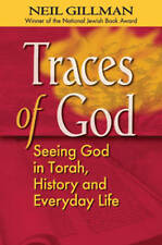"""""""Traces of God: Seeing God in Torah, History and Everyday Life"""" Neil Gillman"""
