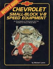 Chevrolet Small-Block V-8 Speed Equipment: An Encyclopedia of Performance vgc