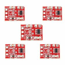 5Pcs 2.5-5.5V TTP223 Capacitive Touch Switch Button Self-Lock Module For Arduino