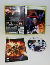 Devil May Cry 4   Xbox 360    Canada Complete