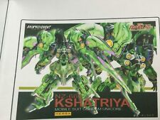 Unpainted 1:100 NZ-666 KSHATRIYA Full kit , resin model kit (movable), gundam