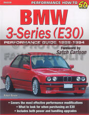1982-1994 BMW 3-Series E30 Performance Guide 318 318is 325 325e 325es 325is