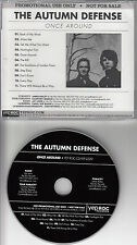 THE AUTUMN DEFENSE Once Around US 11-trk promo CD Wilco Swandive