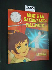 Album FIGURINE PANINI Mimì e la nazionale di Pallavolo  (14 A 2- 4)