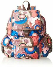 LeSportsac 7839 Voyager Backpack Flourish NWT