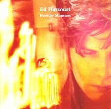 cd-album, Ed Harcourt - Here Be Monster, 11 Tracks, MINT