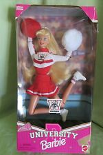 BRAND NEW UNIVERSITY OF WISCONSIN BARBIE DOLL 17195 MATTEL 1996 SPECIAL EDITION