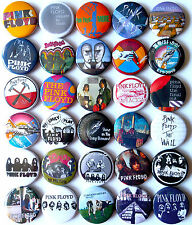 PINK FLOYD Set#2 Pins Buttons Badges Wish You Were Here Animals More Lot of 30