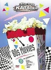 Karaoke - 80's Movies [DVD], Very Good DVD, ,