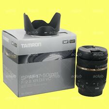Tamron SP 17-50mm f/2.8 VC XR Di II LD Aspherical IF Lens B005E for Canon EOS EF