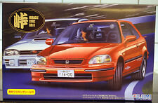 1995 Honda Miracle Civic SIR II EK-9 Type R, 1:24, JDM Fujimi 046037