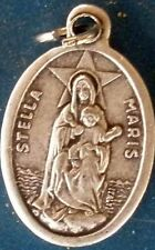 Stella Maris Medal + Our Lady, Star of the Sea + Sailors, Mariners