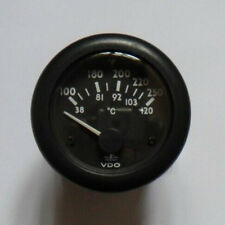 "24v 2"" 52mm Fahrenheit Centigrade Water Temp Temperature Gauge 38-120℃ 100-250F"
