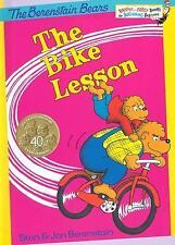 Beginner Books Ser.: The Bike Lesson by Jan Berenstain and Stan Berenstain...