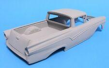 Jimmy Flintstone #NB305 1957 Ford Rancharo (Stock) 1/25 Scale Resin Body