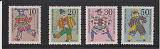 Germany B463-466 MNH 2430