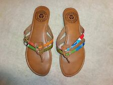 BC HAND MADE WITH LOVE SANDALS WOMEN'S SIZE 8