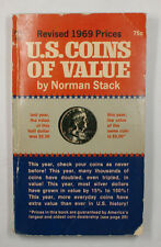 US Coins Of Value By Norman Stack Revised 1969 Prices