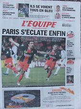L'Equipe du 27/2/2008 - Paris - Lens - De Melo - Conflit UCI - Bourges- Mauresmo