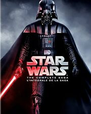 Star Wars: The Complete Saga (Bilingual) [Blu-ray]