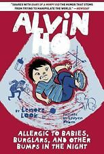 Alvin Ho: Alvin Ho: Allergic to Babies, Burglars, and Other Bumps in the...
