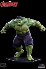 Iron Studios Marvel Avengers Age of Ultron Hulk Art Scale 1/10 Scale Statue New