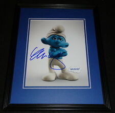 George Lopez Signed Framed 8x10 Photo AW Voice of Grouchy Smurf The Smurfs