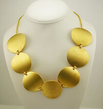Kenneth Jay Lane Potato Chip Necklace