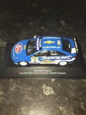 ATLAS EDITIONS - CHEVROLET CRUZE S2000 BRITISH TOURING CAR DIECAST MODEL 1/43