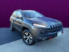 Jeep : Cherokee Trailhawk