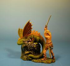 Orig. Lineol - Nibelungen – Siegfried der Drachentöter – 7cm Serie