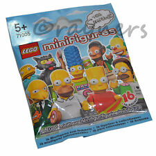 Paquete Sellado | jefe Wiggum Minifigura Lego The Simpsons | | 71005