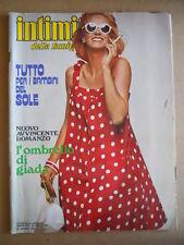 INTIMITA' n°1529 1975 con inserti  [GS50]