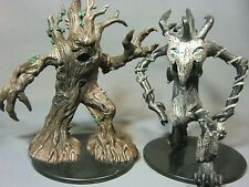 Dungeons & Dragons Miniatures Lot  Treant Blackroot Treant Forest !!  s104