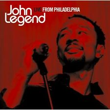 John Legend - Live from Philadelphia [New CD] Germany - Import