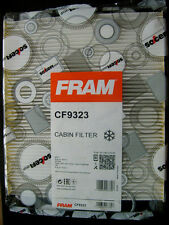 FRAM CF9323 INTERIOR AIR / POLLEN FILTER MERCEDES BENZ G-CLASS 55 AMG ETC.