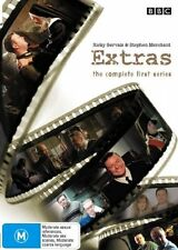 Extras Complete First Series Season One 1 Region 4 DVD 2 Disc Set