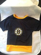 Boston Bruins NEW All Stars Dogs Pet Small Mesh Sports Jersey. NHL Hockey Cat