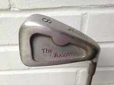 The Axiom by Palmer 8 iron with factory axiom stiff steel shaft Free Shipping